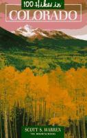 100 Hikes in Colorado
