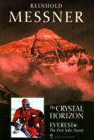 The Crystal Horizon