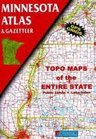Minnesota Atlas and Gazeteer