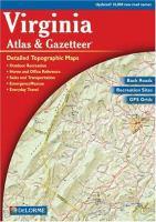 Virginia Atlas & Gazetteer