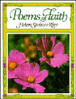 Helen Steiner Rice's Poems of Faith