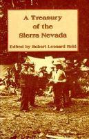 A Treasury of the Sierra Nevada