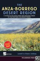 The Anza-Borrego Desert Region