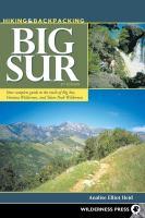 Hiking & Backpacking Big Sur