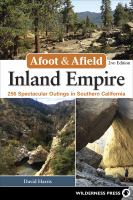Afoot & Afield Inland Empire
