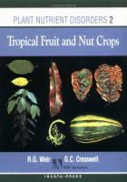 Tropical Fruit and Nut Crops