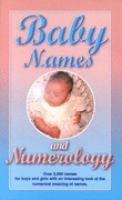 Baby Names and Numerology