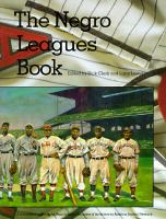 The Negro Leagues Book
