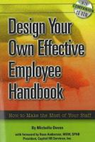 Design your Own Effective Employee Handbook