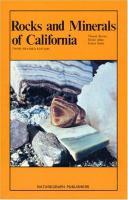 Rocks & Minerals of California