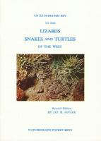 Illustrated Key to Lizards, Snakes & Turtles of the West