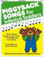 Piggyback Songs for Infants & Toddlers