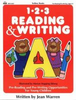 1-2-3 Reading & Writing