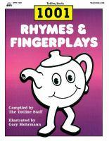 1001 Rhymes & Fingerplays