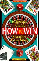 Reference Guide to Casino Gambling
