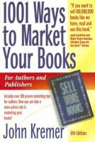 1001 Ways to Market your Books