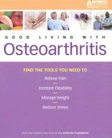 Good Living With Osteoarthritis