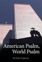 American Psalm, World Psalm
