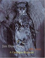 Jim Dine Prints, 1985-2000