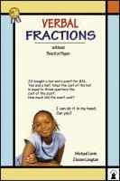 Verbal Fractions