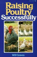 Raising Poultry Successfully