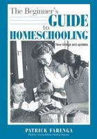 The Beginner's Guide to Homeschooling