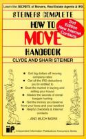 Steiner's Complete How to Move Handbook