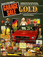 Tomart's Price Guide To Garage Sale Gold