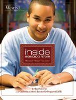 Inside High School Reform