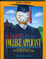 The One Hour College Applicant