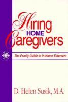 Hiring Home Caregivers