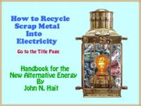 How to Recycle Scrap Metal Into Electricity