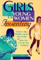 Girls & Young Women Inventing