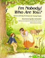 I'm Nobody? Who Are You?