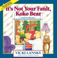 It's not your fault, Koko Bear : a read together book for parents & young children during divorce