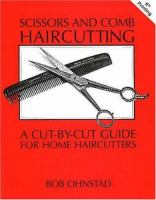 Scissors and Comb Haircutting
