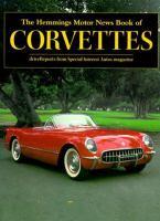 The Hemmings Motor News Book of Corvettes