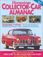 Hemmings' Collector-car Almanac