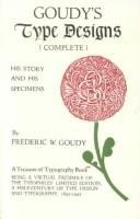Goudy's Type Designs