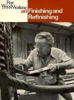 Fine Woodworking on Finishing and Refinishing