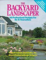 The Backyard Landscaper