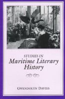Studies in Maritime Literary History