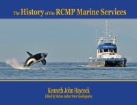 The History of the RCMP Marine Services
