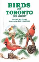 Birds of Toronto and Vicinity