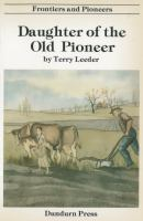 Daughter of the Old Pioneer
