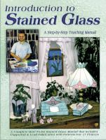 Introduction to Stained Glass