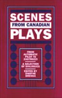 Scenes From Canadian Plays