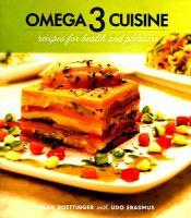 Omega-3 Cuisine