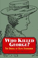 Who Killed George?