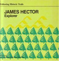 James Hector, Explorer